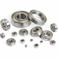 MR85 MR85ZZ 5*8*2.5mm ABEC-5 Metal Sealed Mini Deep Groove Ball Bearing Manufactures