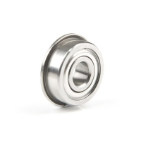 FR168 UG Flanged Miniature Ball Bearing 1/4x3/8x1/8 Shielded Manufactures
