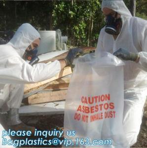 BIOHAZARD AUTOCLAVABLE,ASBESTOS, MEDICAL WASTE DISPOSAL SACKS, PATIENT BELONGING,SPECIMEN SAMPLING B Manufactures
