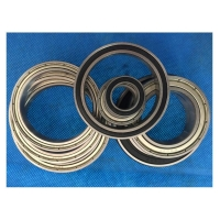 16003ZZ Deep Groove Ball Bearing 17*35*8mm Bearing Steel Material Two-sided Metal Cover Manufactures
