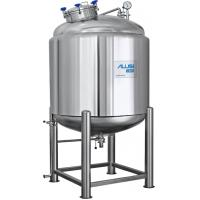High Viscosity Cosmetic Sealed Storge Tank Manufactures