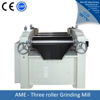 Lipstick Three-Roller Grinding Mill, 3-Roller Mill, Triple Roll Grinding Mills with CE certificate Manufactures