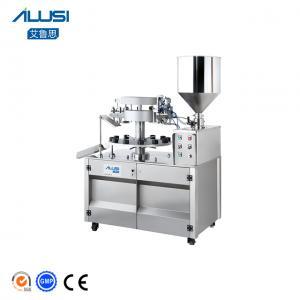 Semi-auto Ultrasonic Plastic Tube Filling And Sealing Machine Manufactures