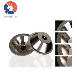 Hot Sale Superabrasive high grinding 1a1 Straight resin bond diamond grinding wheel Manufactures