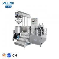 Buy cheap Ailusi Cosmetic Cream Vaccum Emulsifier Homogenizer Mixer from wholesalers