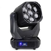 Factory Cheap Price High Quality 7PCS Mini Bee Eye Beam Led Moving Head Light Manufactures
