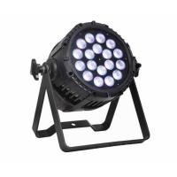 Outdoor waterproof 18x12w RGBW 4in1 LED IP65 par 64 stage light Manufactures