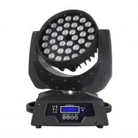 Buy cheap Cheap 36X10W types of theatre concert Wash lights led moving head from wholesalers