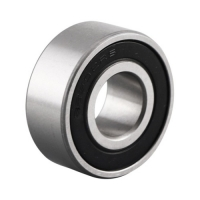 Buy cheap 62208-2RS 62208ZZ Extra Width Deep Groove Ball Bearing from wholesalers
