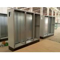 Powder Coated Electrical Enclosure Box , Outdoor Weatherproof Electrical Junction Box Manufactures
