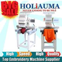 HO1501 best sell one head second hand embroidery machine similar to tajima embroidery machine Manufactures