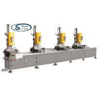 Low Noise Aluminium Window Machinery Multi Head Drilling Machine High Performance Manufactures