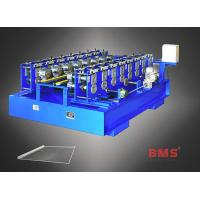 China 11KW Warehouse Scaffolding Roll Forming Machine 15KW Power For Shelves Equipment on sale
