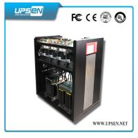 Intelligent Low Frequency Online UPS with Isolation Transformer for Industrial Process Manufactures