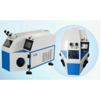 Buy cheap Professional Jewelry Soldering Machine with 1 - 12Hz Pulse frequency 220V / 50Hz from wholesalers