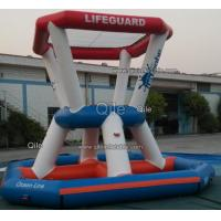 Commercial Grade Inflatable Water Sports Airtight And Durable PVC Tarpaulin Manufactures
