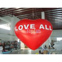 0.2mm PVC Helium Inflatable Advertising Balloons for sale