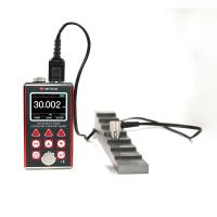 Internal Bluetooth Electronic Thickness Gauge , Large Memory Magnetic Thickness Gauge MT660 Manufactures