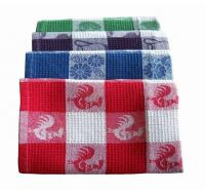 10s Yarn Cotton Kitchen Towel Yarn Dyed