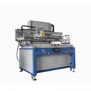 High Precision Automatic Silk Screen Press , Single Color Silk Screen Printing Equipment Manufactures