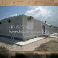 BASF Modern Modular House Light Steel Structure SGS Certification Manufactures