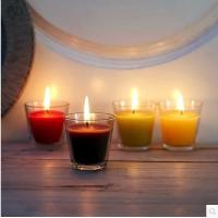 China Scented Glass Jar Candle on sale