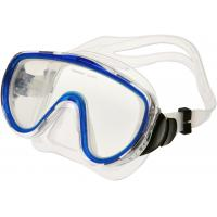Oval glass fishing mask tempered glass diving mask swimming full face mask Manufactures