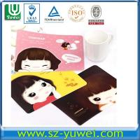 mouse pad manufacturer, Prevent slippery mouse pad Manufactures