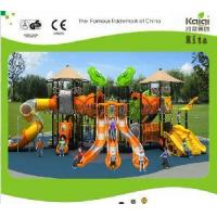 Rhyme of Sea Sailing Outdoor Playground (KQ10081A) , Playground Euqipment Manufactures