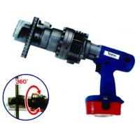 China Lightweight Electric Hydraulic Rebar Cutter , Portable Cordless Rebar Cutter on sale