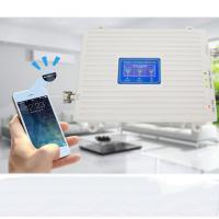 China mobile phone signal booster repeater GSM home amplifier 2g 3g 4g with antenna for indoor using on sale