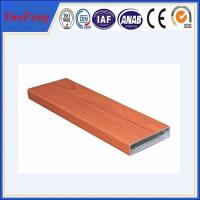 aluminum pipes for decoration, Decorative extruded aluminum profiles Manufactures