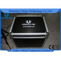 Dynamic Imaging Mobile Type Under Vehicle Inspection System Anti - Terrorism Manufactures