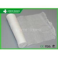 Absorbent 100% Pure Cotton Hospital Gauze Roll For Surgical Use Manufactures