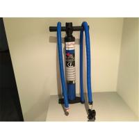 Antiflaming Double Action Hand Air Pump For Inflatable Stand Up Paddle Boards Manufactures
