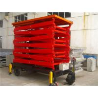 Customized 20m Lifting Electric Movable Self Propelled Aerial Work Platforms Manufactures