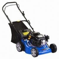 4.5HP Small Hand Push Lawn Mower with 400mm/16 Inches Cutting Width and 4-stroke OHV Gasoline Engine Manufactures