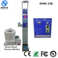 China AC110V - 220V Digital Height And Weight Machine With Blood Pressure Meter on sale
