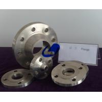 China ASME B16.9 and EN1092-1 of  GR2 Titanium Lap-joint flange for pipeline on sale