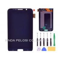 IPS Galaxy S6 Edge LCD Digitizer With Frame 2560x1440 Pixel Retina Display Manufactures