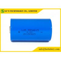China D Size disposable battery ER34615 LiSOCl2 Battery 3.6v lithium battery on sale