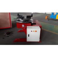 3 Jaws Chuck Clamp Hydraulic Bending Machine Pipe Welding Positioner Turntable Manufactures