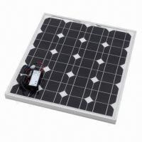 20W Marine Solar Panel and Charger System, Includes Low Loss Regulator, Fixings and Cable Harness Manufactures