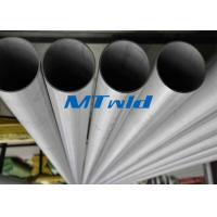 ASTM A789 TP 317 Welded Steel Pipe Fluid Industry Welding Stainless Steel Pipe Manufactures