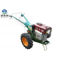 Professional Mini Hand Tractor Maize Harvester , Farm Hand Tractor Lightweight Manufactures