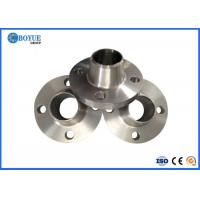 China Forged Weld Neck Pipe Alloy Flanges Hastelloy B2 API 6A Type 6B 6BX 3000PSI 5000PSI RF FF RTJ on sale