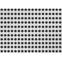 10%-50% Open Area Round Perforated Metal Galvanized  Panel And Coil Sku Type Manufactures