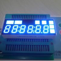 0.4 Inch COB 6 Digit 7 Segment LED Display 60 X 22 X 10.05 mm Manufactures