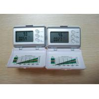 Health Electronic Gift Personal Information Input for Body Fat and BMI Analyze Smart Pedometer