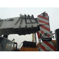 China China Used Truck Crane 160 Ton of  Zoomlion , QUY160 Five Section Boom Used Zoomlion Crane on sale